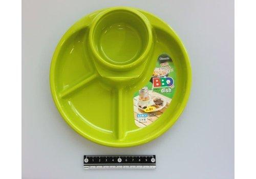 BBQ dish green