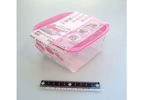 ?Easy food container square 630ml