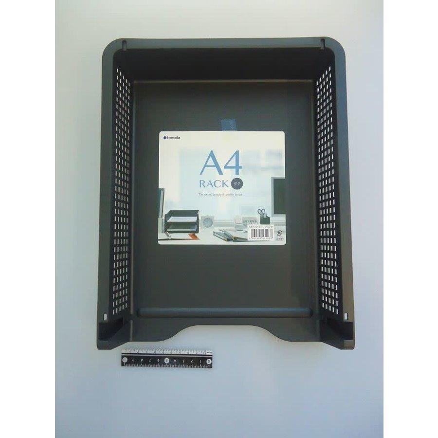 A4 desk rack black-1