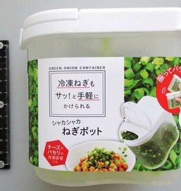 Pika Pika Japan Welsh onion pot