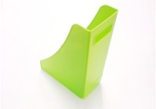 STORAGE STAND A4SIZE GREEN