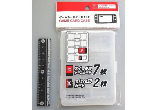 SWITCH game card case for 7p