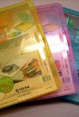 Pika Pika Japan A4 SIZE STATIONERY CASE M TYPE COLOR
