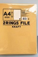 Pika Pika Japan A4 craft ring file