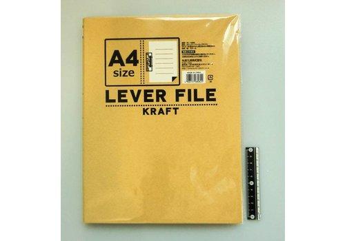 A4 lever lever file
