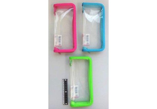 Pen fastener case color