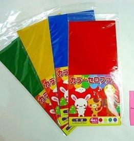 Pika Pika Japan Color cellophane 4s