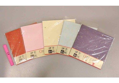 Iyowashi origami paper 20p