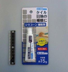 Pika Pika Japan Adhesive silicon for bathroom kitchen 20g