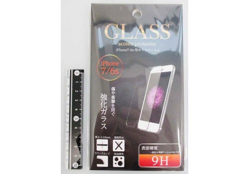 Glass screen protector for iPhone 6