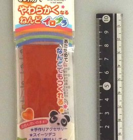 Pika Pika Japan Iro-pla, Colorful plastic cray red