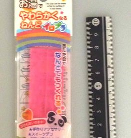 Pika Pika Japan Iro-pla, Colorful plastic cray pink
