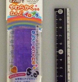 Pika Pika Japan Iro-pla, Colorful plastic cray violet
