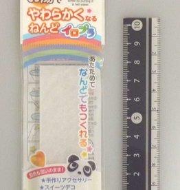 Pika Pika Japan Iro-pla, Colorful plastic cray white