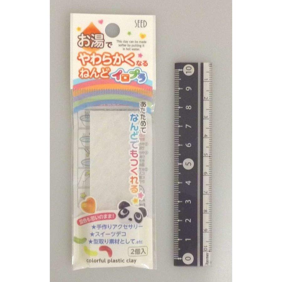 Iro-pla, Colorful plastic cray white-1
