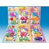 Pika Pika Japan Plastic Fruit Set with Magic Tape