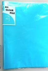 Pika Pika Japan A4 clear file 40p CBL
