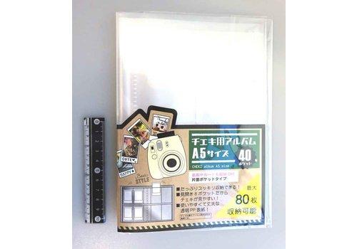 Cheki-photo album 40p