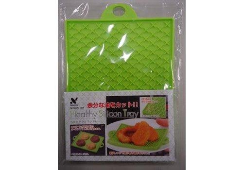 Healthy silicon tray