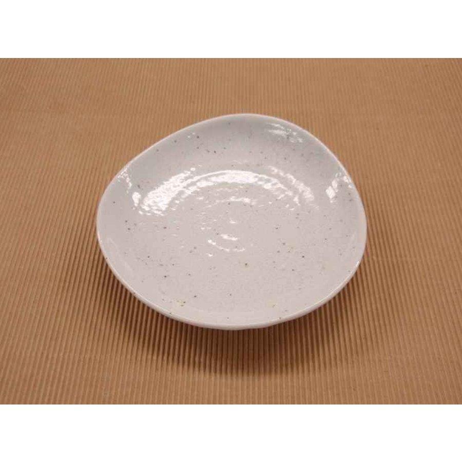 "12cm plate ""Sunao""-1"