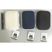Hard type digital camera case