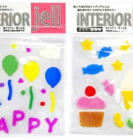 Pika Pika Japan Interior gel party