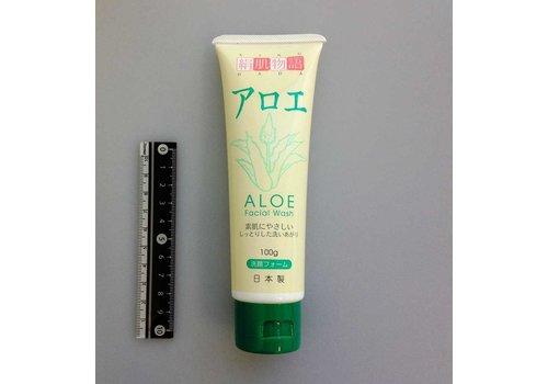 Aloe face cleaning foam 100g