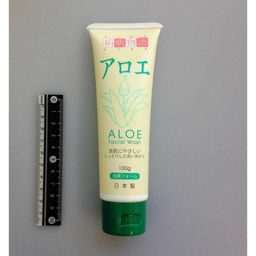 Aloe face cleaning foam 100g-1