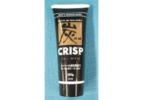 Charcoal scrub face washing 120g