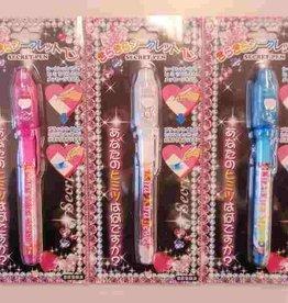 Pika Pika Japan Shiningly secret pen