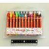 Pika Pika Japan 24 color crayons
