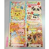 Pika Pika Japan Free-use notebook 24s fancy assort