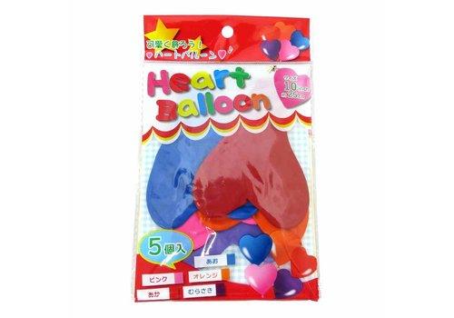 Art balloon 5p