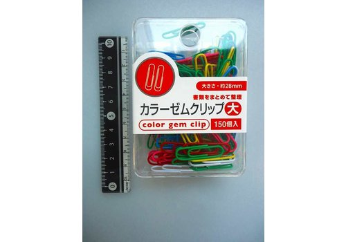 Paper clip, large, 150p