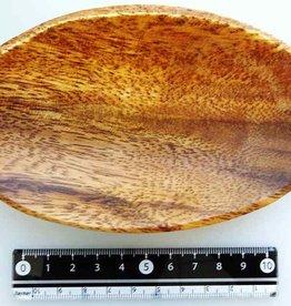 Pika Pika Japan Acacia oval tray