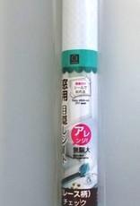 Pika Pika Japan Adhesive Vinyl-Net Lace Pattern