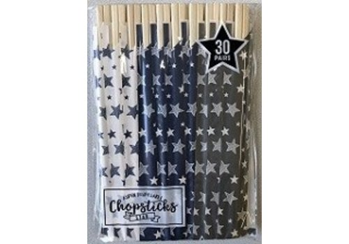Aspen Genroku chopsticks 30p star