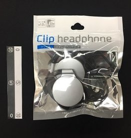 Pika Pika Japan Clip stereo headset