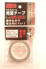 Pika Pika Japan Acrylic double sided tape for metal surface 1.5m