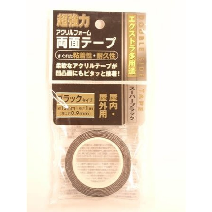 Acrylic double sided tape for multi ourpose 1m-1