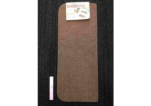 Non-slip mat for stirways square