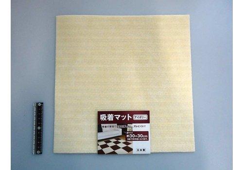 Non-slip mat square