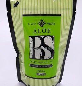 Pika Pika Japan Refill for aroe body soap 300ml