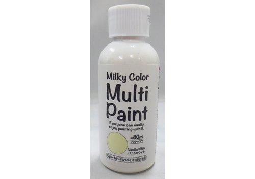 Milky multi paint(vanilla white)