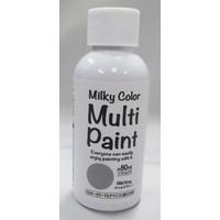Milky multi paint mild gray