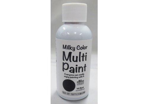 Milky multi paint ink black