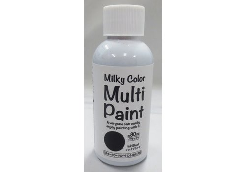 Milky multi paint(ink black)