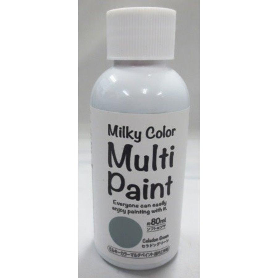 Milky multi paint celadon green-1