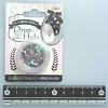 Pika Pika Japan Nail art parts, dropped hologram, star