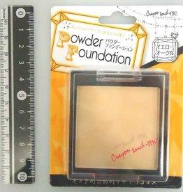 Pika Pika Japan Powder foundation yellow ochre